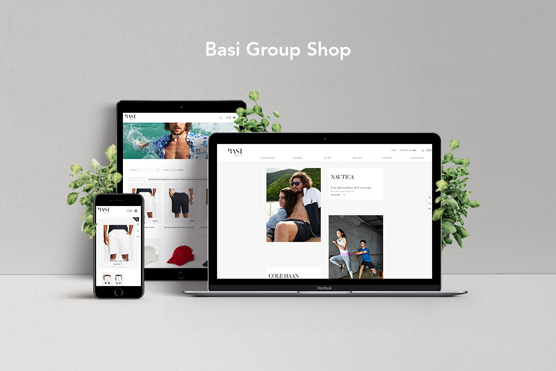 basi group shop