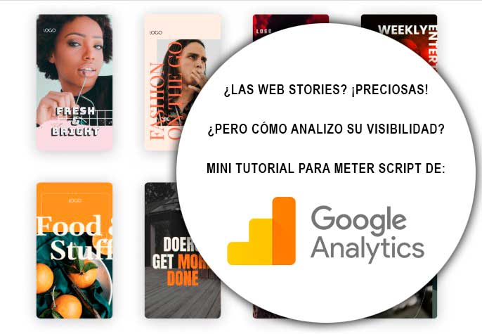 analytics en web stories